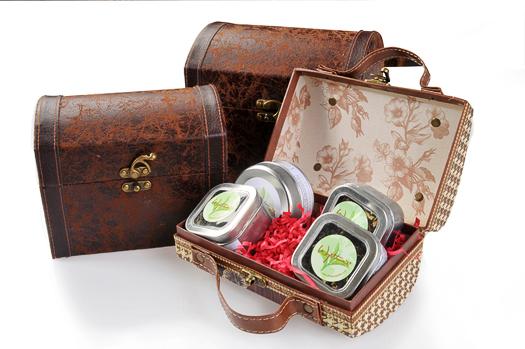 wooden tea chest plans